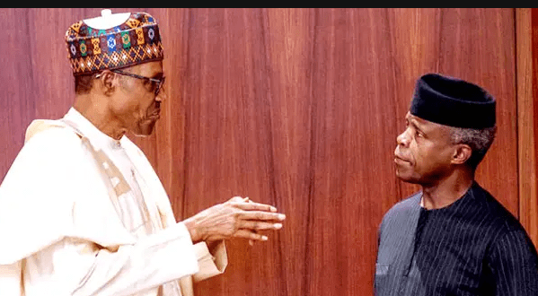 No Need Transmitting Power To Osinbajo, Buhari Will Be President Wherever He Is — Presidency Blasts Nigerians