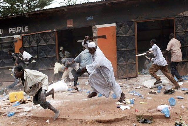 Tension In Oyo As Fulani Herdsmen Hacked Four Person To Death In A Reprisal Attack Over Arrest of Iskilu Wakil
