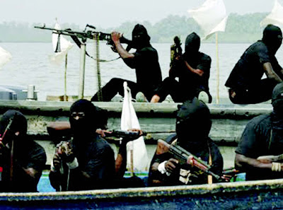 BREAKING!! Tension As Gunmen Storm Seven Communities, Kill 50, Burnt Houses In Rivers