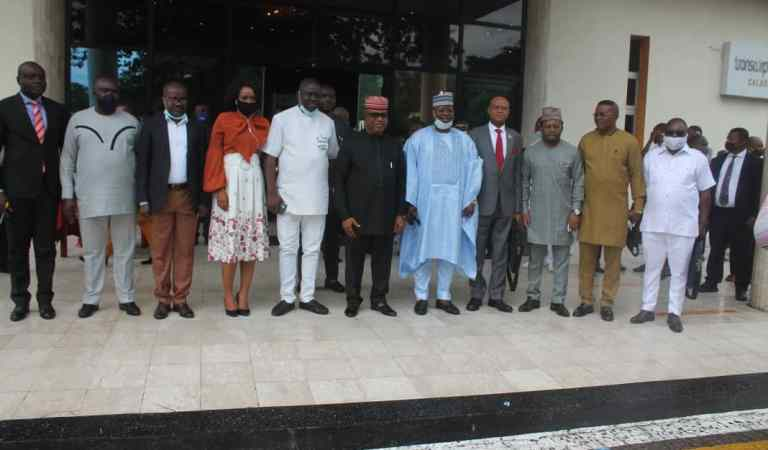SLOGOR: World Bank Gives Cross River Govt Pass Mark On Performance Index