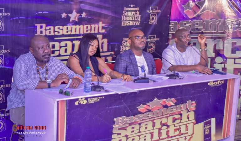 Audition Hits Asaba As Actors Guild of Nigeria Endorsed Basement Search Reality TV Show