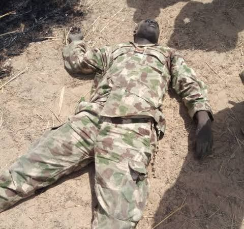 Tensions In Benue State As Ten Missing Soldiers Found Dead (Photos)
