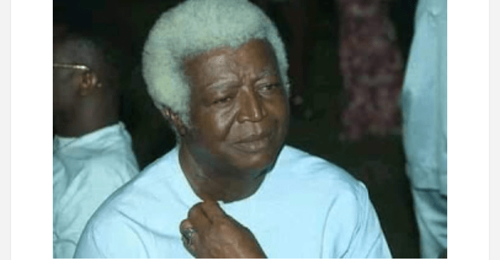 BREAKING!! Popular Nollywood Actor, Chief Bruno Iwuoha, Dies After Three Weeks In Coma