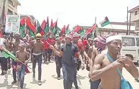 HOT!!! President Buhari Is Close To His Grave — Biafra Nation League Threatens Nationwide Attacks