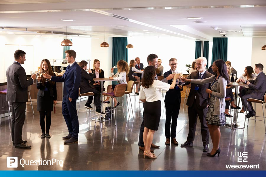 Cómo garantizar el éxito de tu evento empresarial