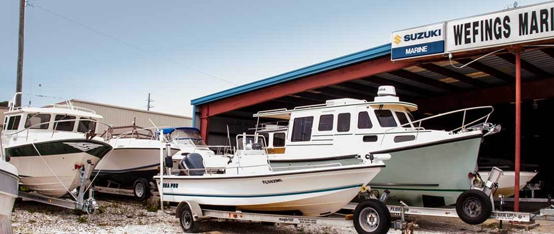 Pre-Owned and Brokerage Boats