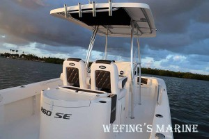 Twin Vee 260 SE from Wefings - 20