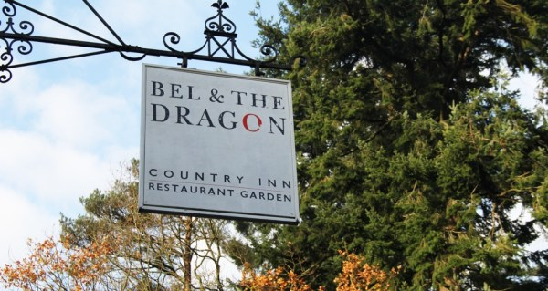 bel and the dragon sign
