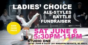 BGIRL BATTLE