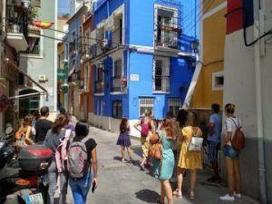 free tour villajoyosa