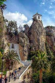 GUADALEST FREE TOUR