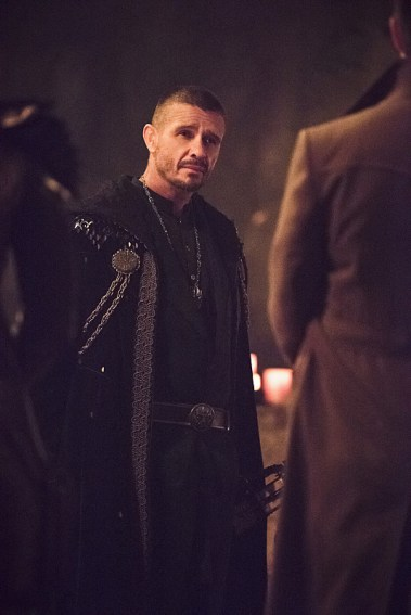 """DC's Legends of Tomorrow -- """"Left Behind"""" -- Image LGN109C_0014b.jpg -- Pictured: Matt Nable as Ra's Al Ghul -- Photo: Dean Buscher/The CW -- © 2016 The CW Network, LLC. All Rights Reserved."""