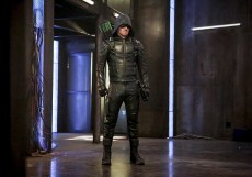 "Arrow -- ""The Recruits"" -- Image AR502a_0077b.jpg -- Pictured: Stephen Amell as Green Arrow -- Photo: Bettina Strauss/The CW -- © 2016 The CW Network, LLC. All Rights Reserved."