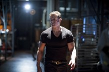 "Arrow -- ""A Matter Of Trust"" -- Image AR503A_0230b.jpg --- Pictured: Cody Runnels as Derek Sampson -- Photo: Diyah Pera/The CW -- © 2016 The CW Network, LLC. All Rights Reserved."