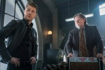 "GOTHAM: L-R: Benjamin McKenzie and Donal Logue in the""Mad City: Anything For You"" episode of GOTHAM airing Monday, Oct. 17 (8:00-9:01 PM ET/PT) on FOX. ©2016 Fox Broadcasting Co. Cr: Jeff Neumann/FOX."