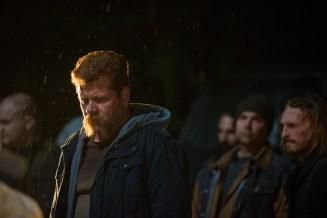 Michael Cudlitz as Sgt. Abraham Ford- The Walking Dead _ Season 7, Episode 1 - Photo Credit: Gene Page/AMC
