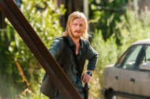 Austin Amelio as Dwight- The Walking Dead _ Season 7, Episode 4 - Photo Credit: Gene Page/AMC