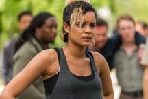 Elizabeth Ludlow as Arat - The Walking Dead _ Season 7, Episode 8 - Photo Credit: Gene Page/AMC