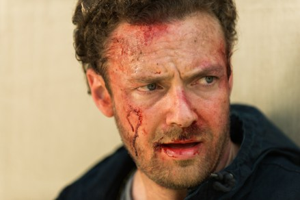 Ross Marquand as Aaron - The Walking Dead _ Season 7, Episode 8 - Photo Credit: Gene Page/AMC