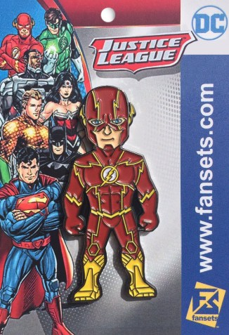 SDCC17 Pin-Flash, The