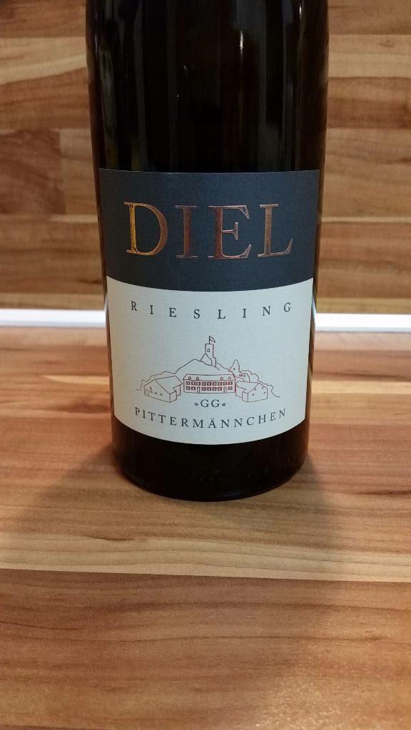 Schlossgut Diel, Nahe – Dorsheimer Pittermännchen Riesling GG 2012