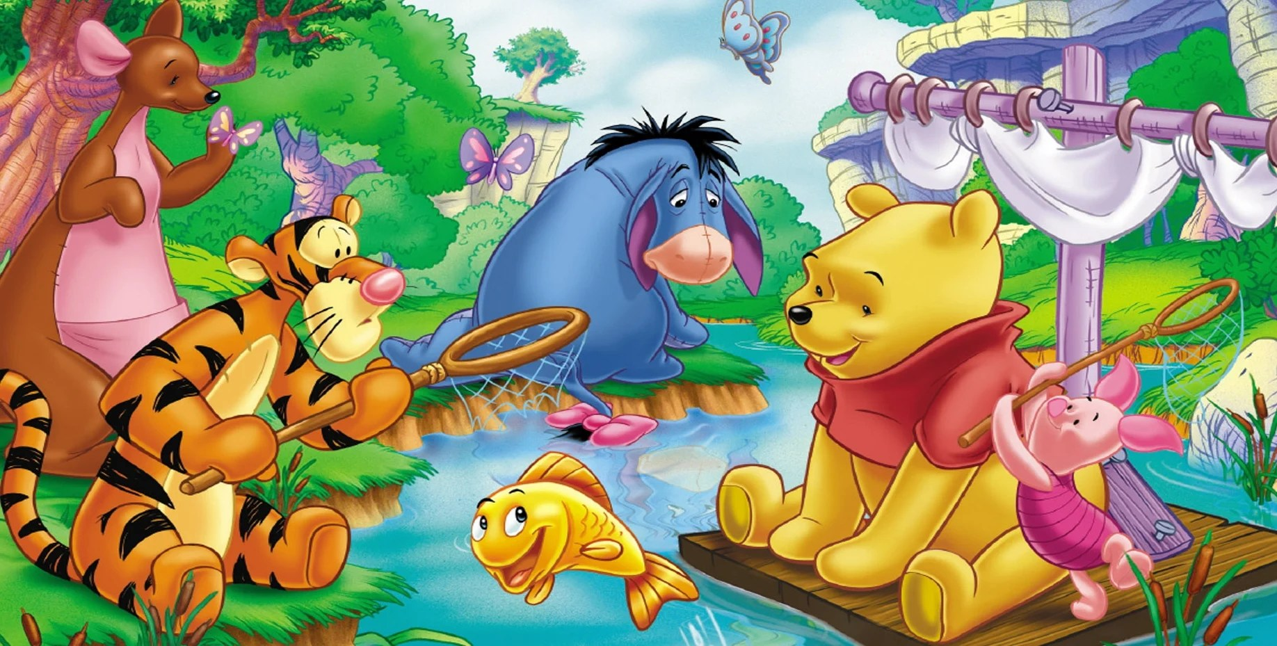 Winnie The Pooh Live Action Movie Reportedly In The Works At Disney