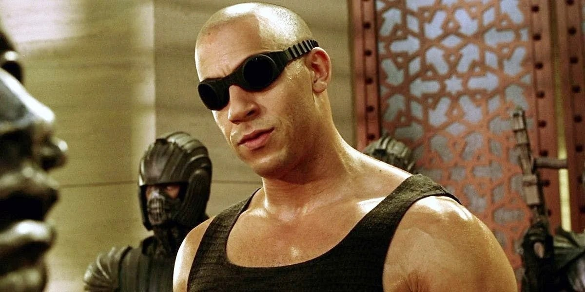 New Riddick Sequel Reportedly Moving Forward Now