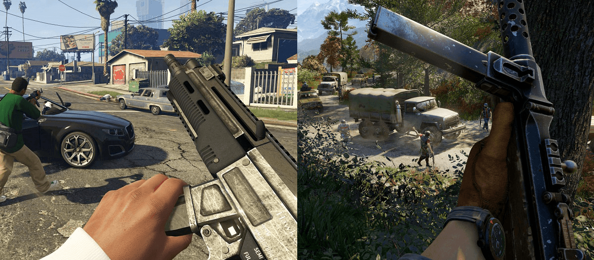 Far Cry 4 Vs Grand Theft Auto V Which Game Should You Spend Your Money On Part 2 Page 2