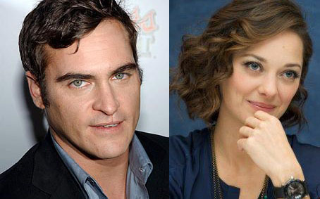 JoaquinMarion Joaquin Phoenix And Marion Cotillard Join Low Life