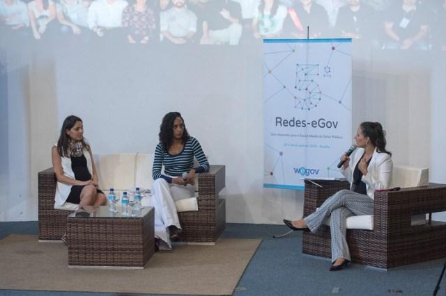 Roberta Teles, Leticia Alcantara e Gabriela Tamura