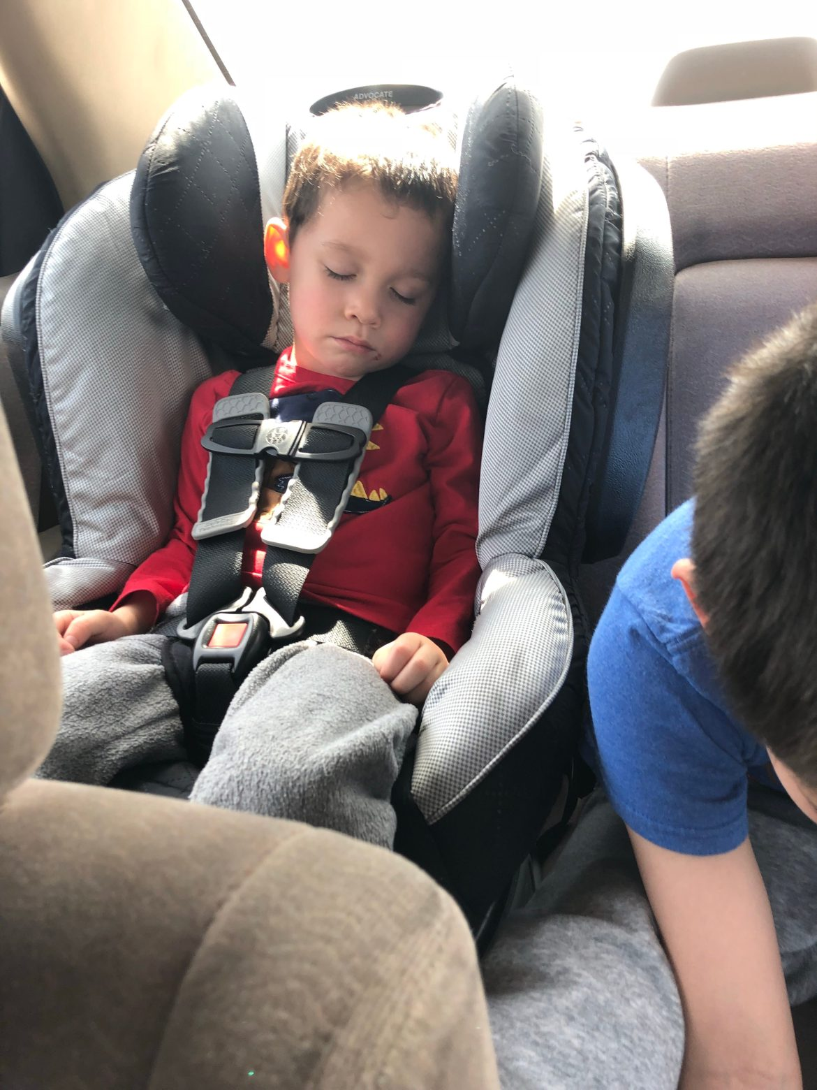 Overall I Give The IMMI GO Two Thumbs Up And Highly Recommend It To Parents Looking For A Travel Car Seat Their 3 4 Year Old But Who Arent Quite