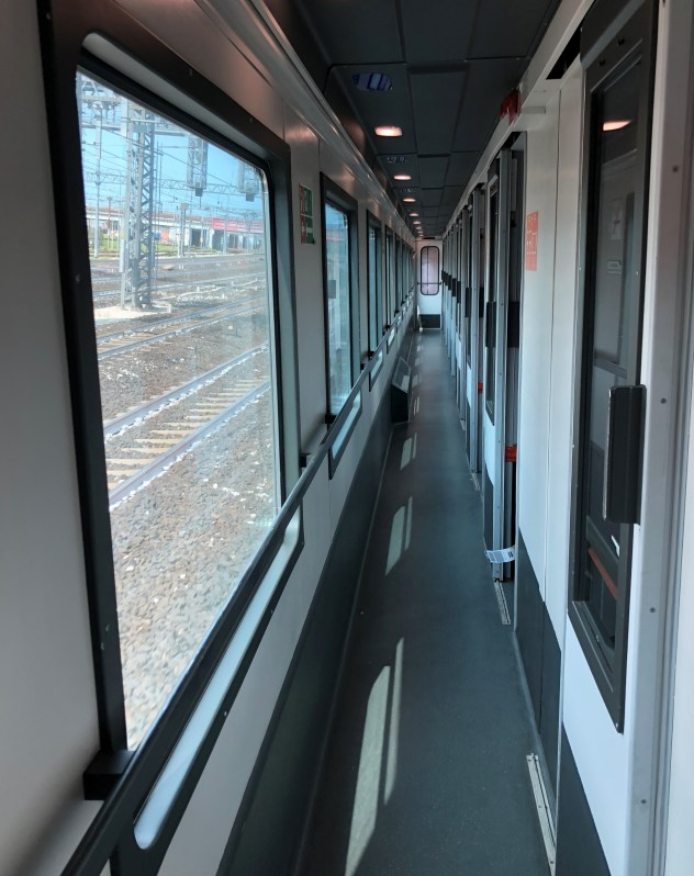 Review of Thello Night Train from Paris to Venice With Kids – We Go