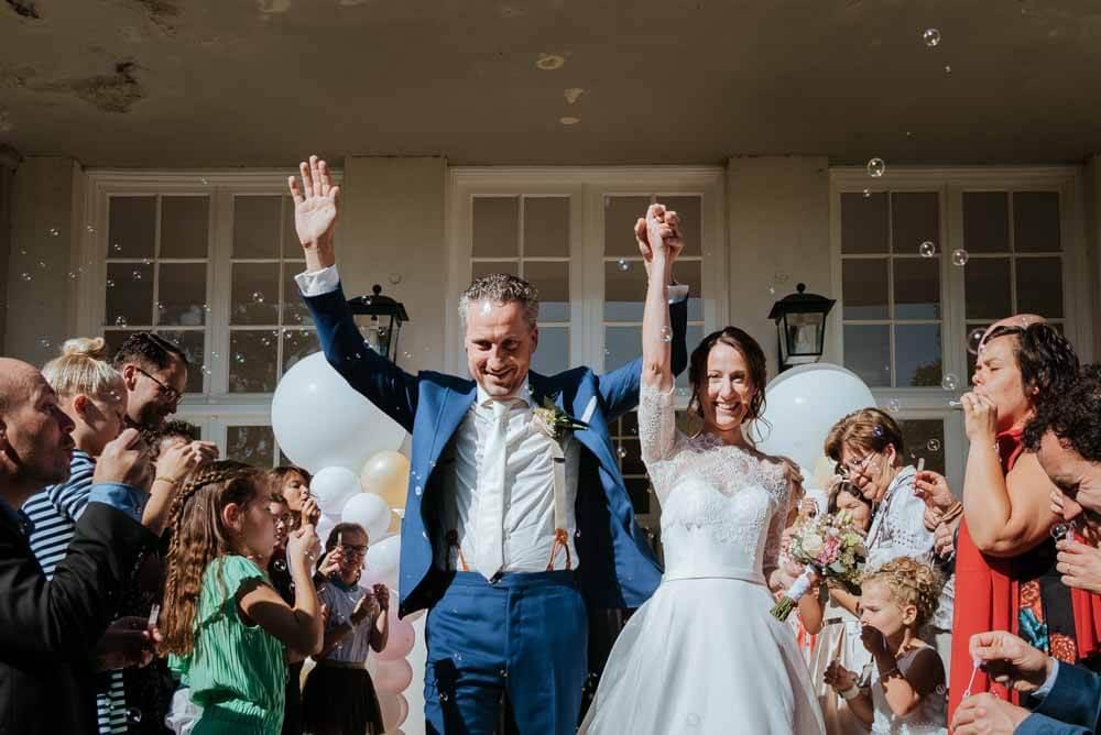 De leukste confetti alternatieven voor je bruiloft