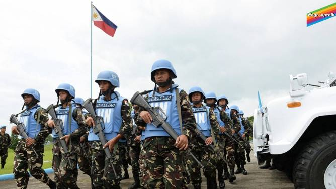 united nations peacekeeping force
