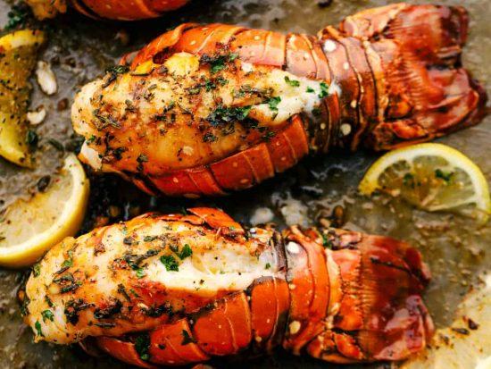 Lobster Tail Recipe