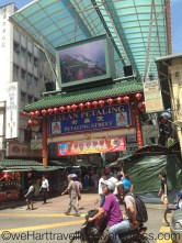 China Town - home of the bargain designer brands