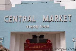 The historic market that was saved from destruction in the late 1980s by the KL heritage society