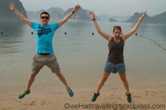 Halong Bay #flashjump