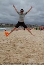 Bondi Beach #flashjump