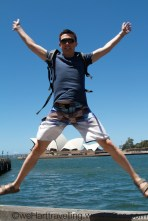 Sydney Opera House #flashjump