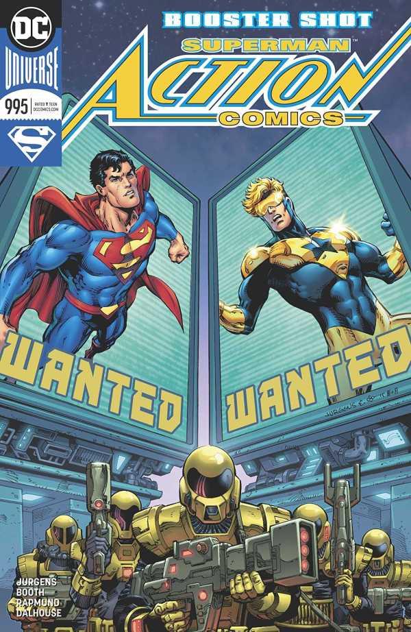 "Review: Action Comics #995 ""Booster Shot Part III"" – We ..."
