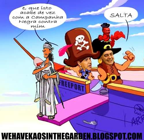 Socrates Lopes da Mota piratas
