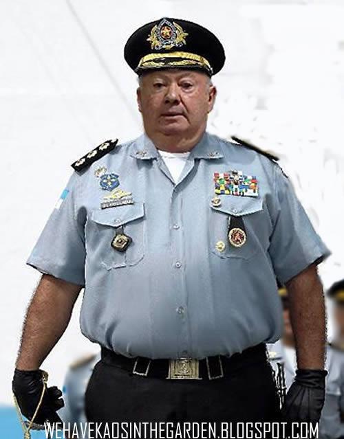 Policia á moda da Madeira