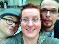 Gawain, Fleur and Ramin