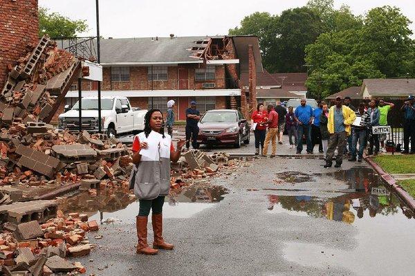 Weather Service Confirms Ef1 Tornado