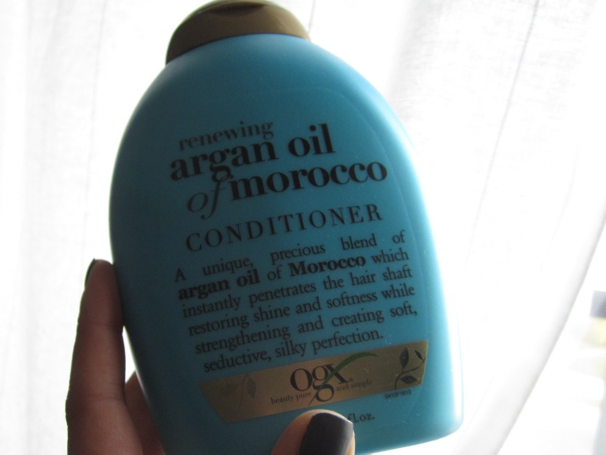 Review: Argan Oil of Morocco Conditioner