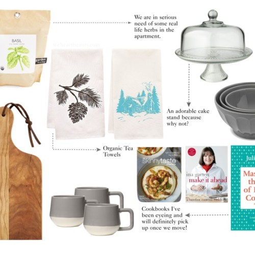 kitchen home goods wish list we heart beauty