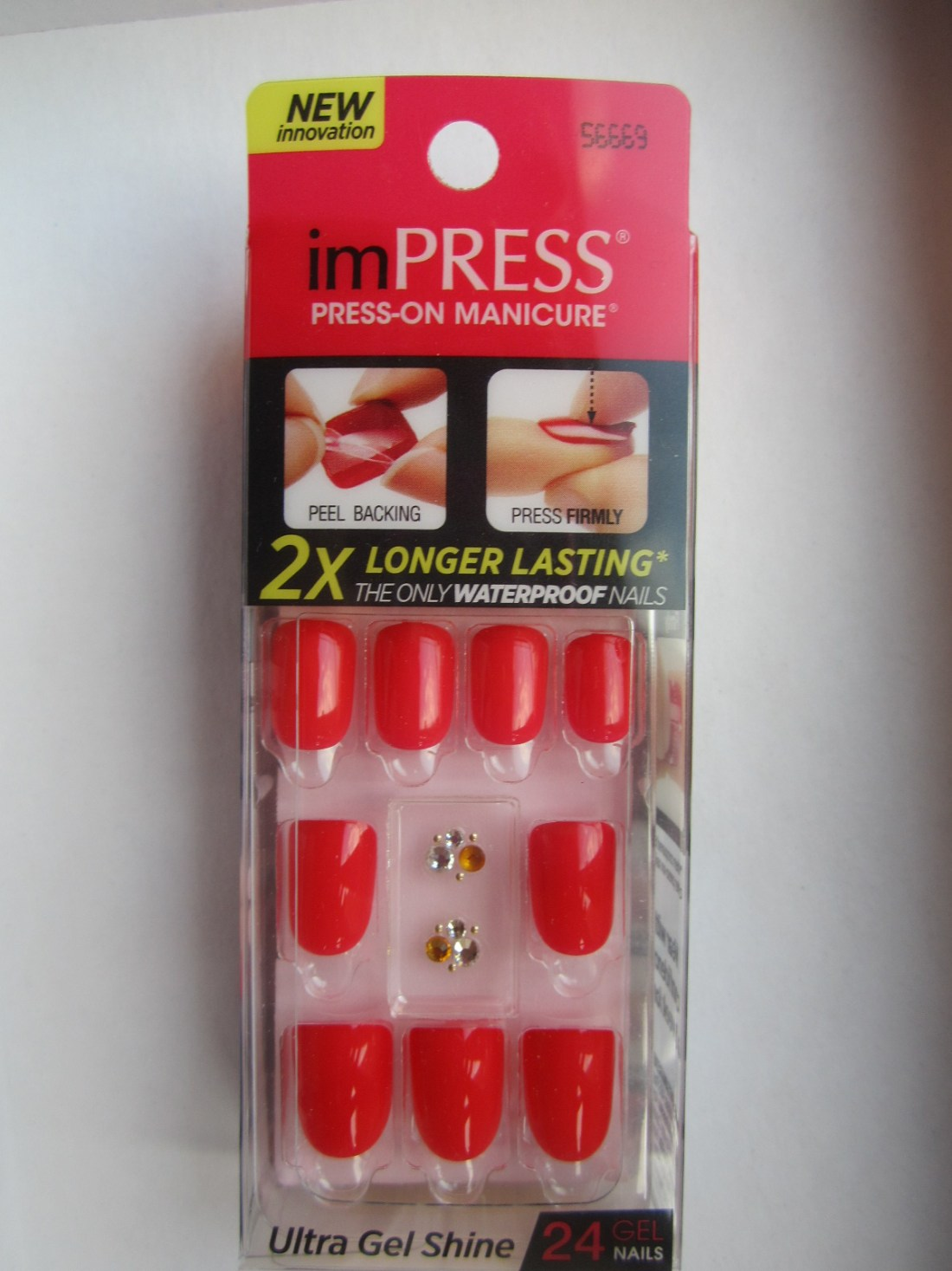 impress manicure press on nails