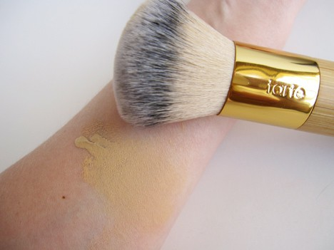 tarte 8thWorldK Another reason to heart tarte   the Amazonian Clay Full Coverage Foundation review