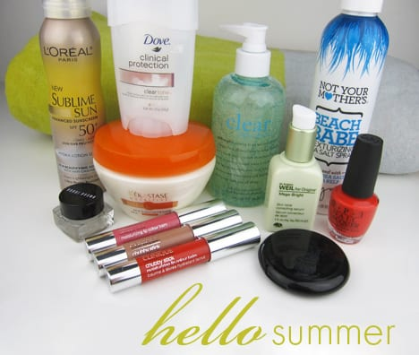 GlamBBsummer1 Glam Beauty Board – summer 2012 trend review